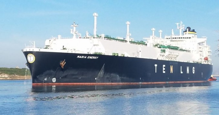 TEN Announces New Charters for Two LNG Vessels