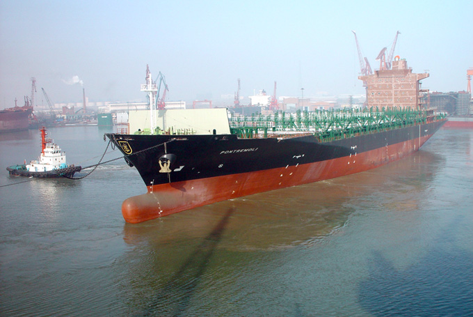 Shanhaiguan Shipbuilding Industry obtains new order for six Containerships