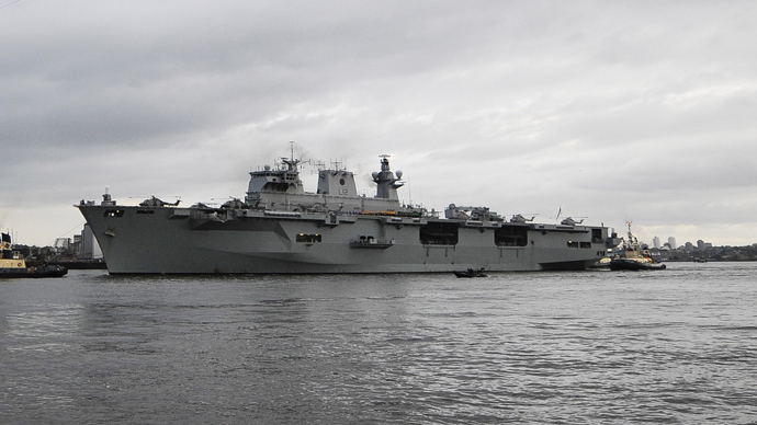 UK Royal Navy set sail for Baltic sea in response to Moscow's surveillance in the region