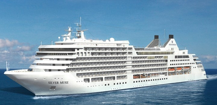 Port Everglades to Welcome Silversea Cruises' Newest Ship Silver Muse With Two-Year Winter Homeport