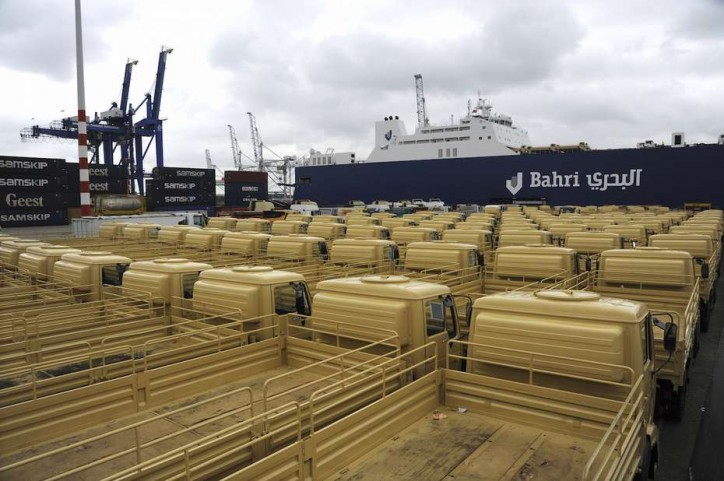 Bahri Shipping to sail directly from Rotterdam