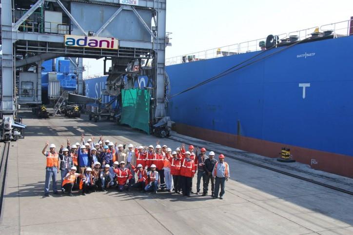 Adani Kandla Terminal Hits 3.5 MT Volume