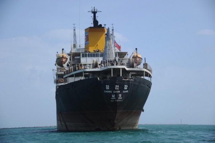 Singapore slaps S$180,000 fine on North Korea-linked shipper