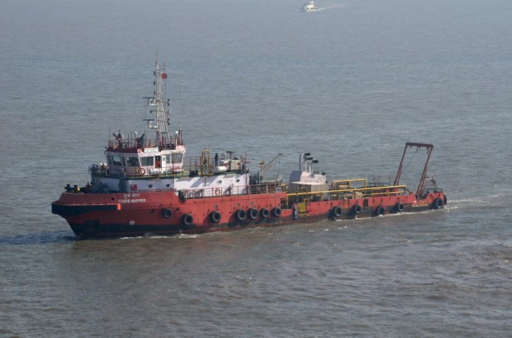 FUGRO commences renewed ONGC survey contract offshore India