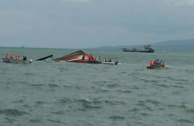 Ferry carrying 173 passengers sinks in Philippines, 36 dead