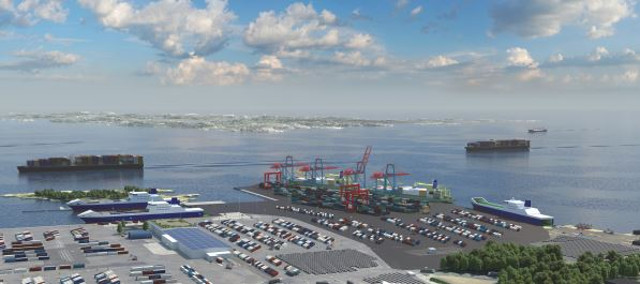 Port of Gothenburg expands