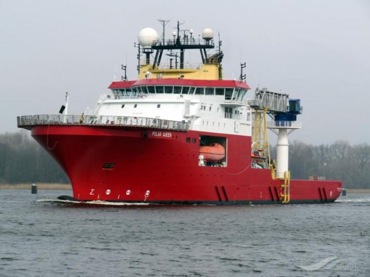 GC Rieber Shipping announces 5-month charter for Polar Queen