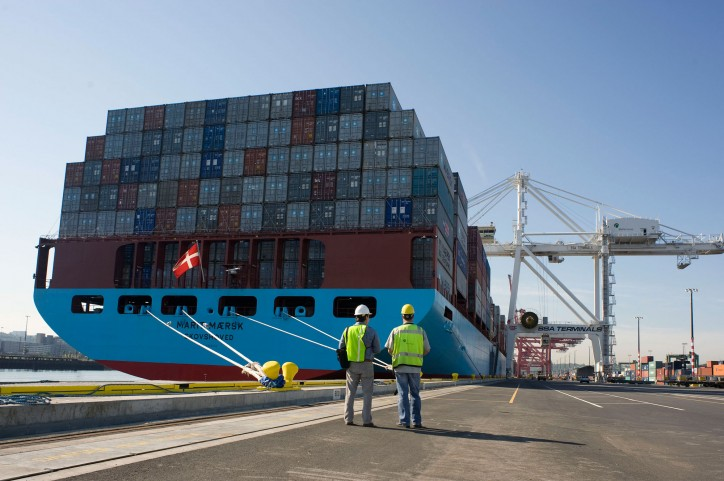 SSA Marine's Terminal 18 breaks records with 2018 volume