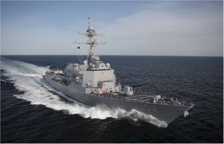 Vigor adds $42.2 million contract award for USS Sampson repairs and alterations