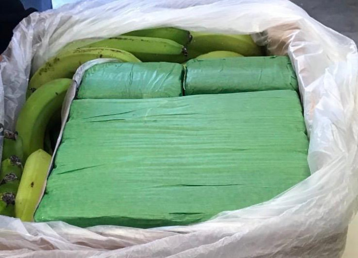Hamburg Seizes 700 Kg of Cocaine Hidden in Container