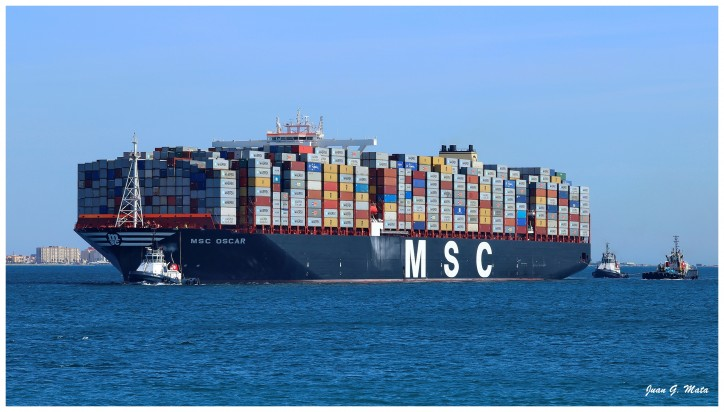 1000  ideas about Msc Oscar on Pinterest | Maersk line, Boats and ...