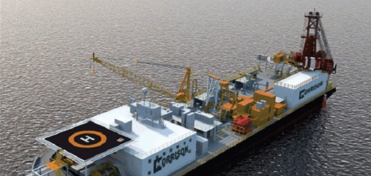 Morrison Expands Pipelay Barge, Construction and Diving Fleet
