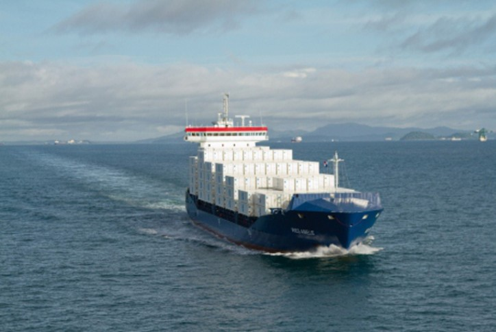 Bureau Veritas Classes First Containership LNG Fuel Conversion