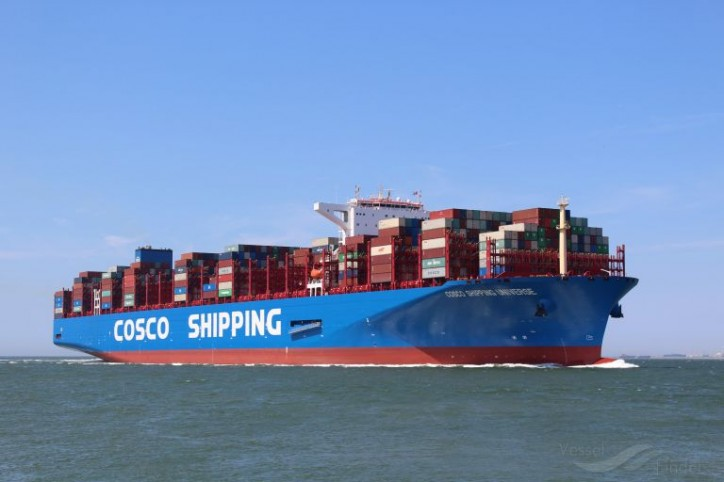 Cosco Shipping to acquire 5 units from Singamas Container Holdings
