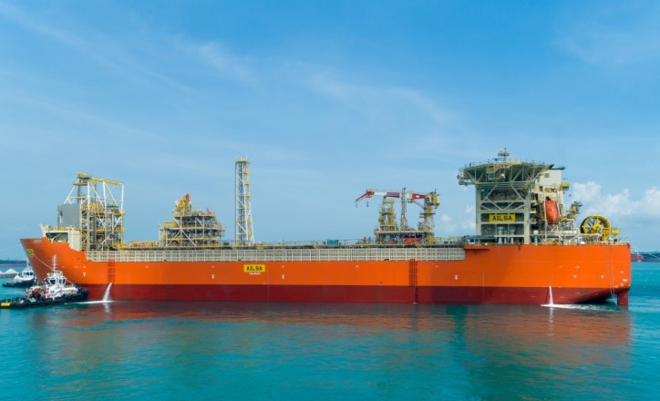 Sembcorp Marine completes world's first Floating Storage and Offloading vessel with a 40-year hull lifespan