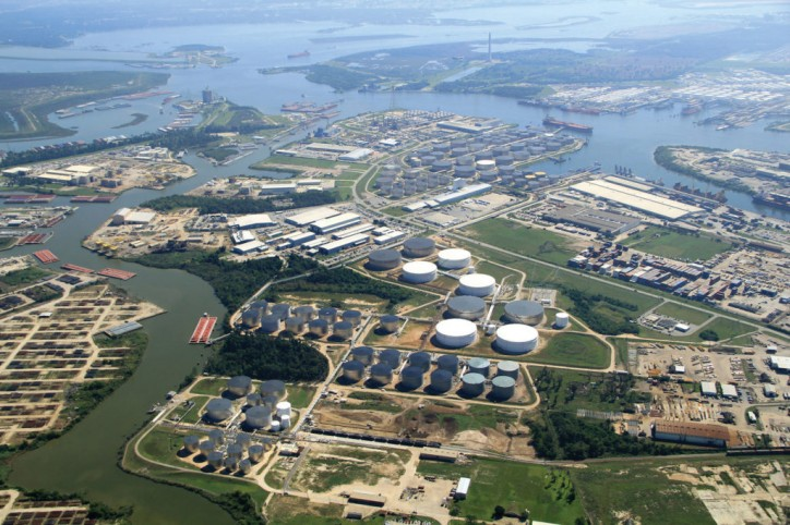 Houston Fuel Oil Terminal Company Commits To Dock Expansion, Agreement With Port Of Houston Authority