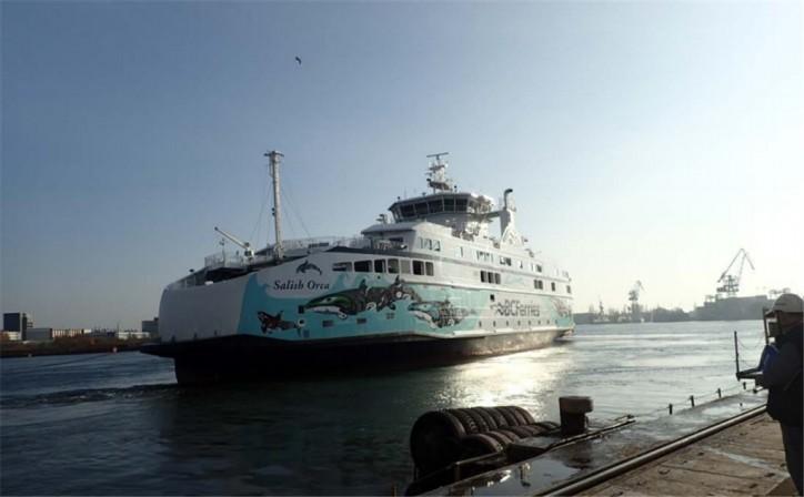 SALISH ORCA - IMO 9750270