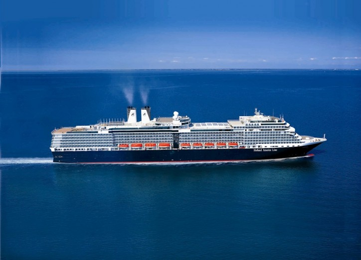 ABB plugs Holland America Line into low-emission shore power worldwide