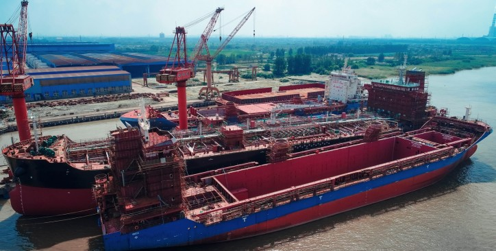 Another newbuilding pair for dShip Carriers