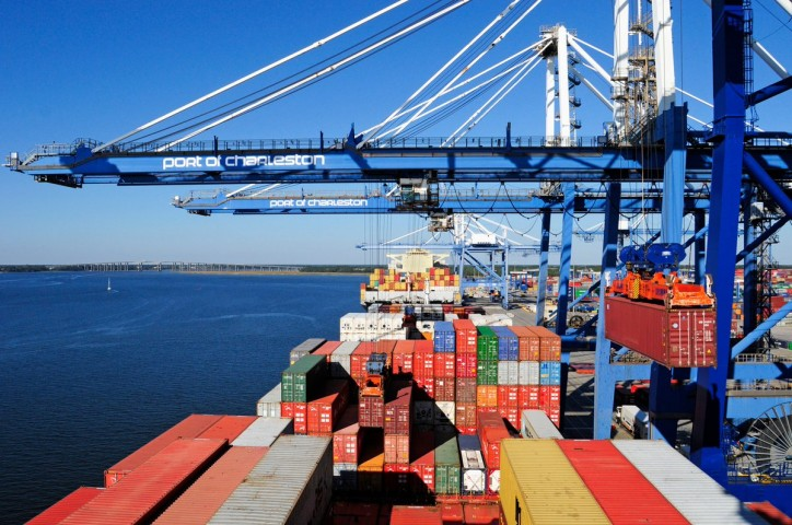 South Carolina Ports Authority Reports Record Container Volume through February