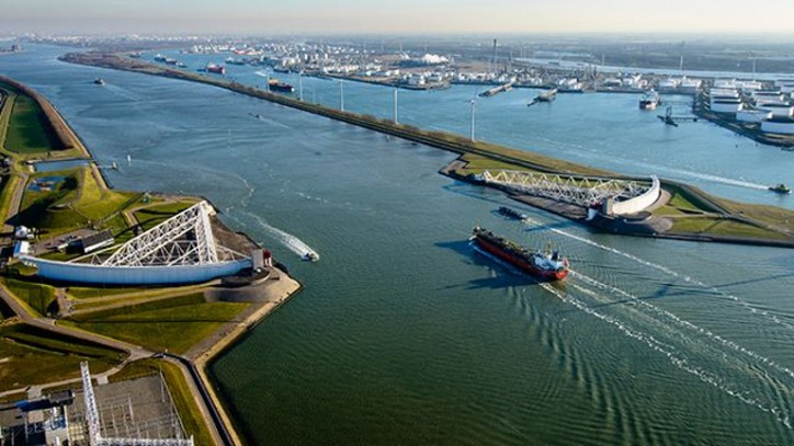 Deepening of Nieuwe Waterweg starting in spring