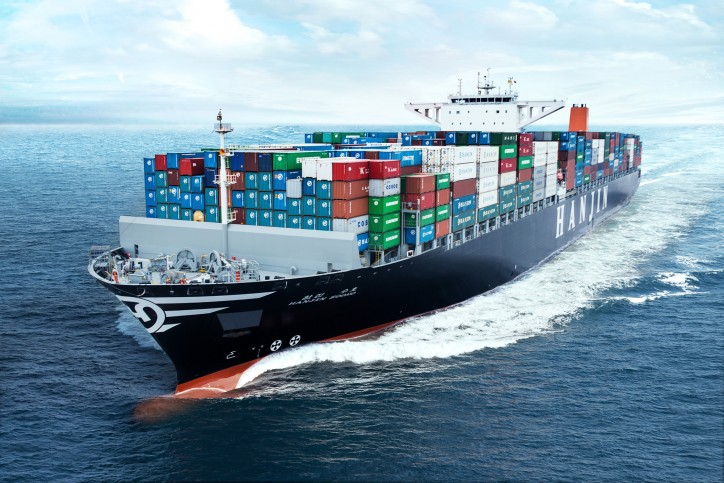 Hanjin Shipping Entered into Restructuring Program, Seeking Lower Chartering Fees