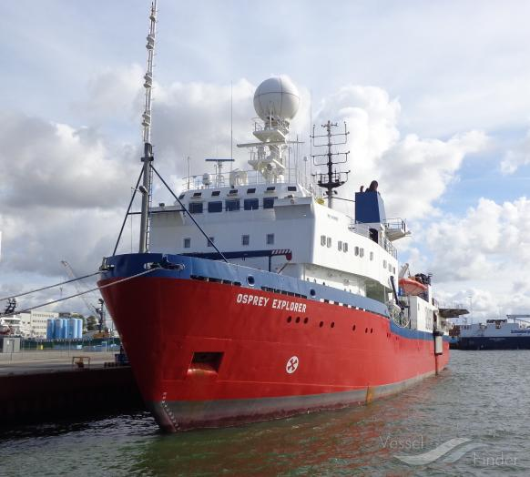 SeaBird Exploration to deploy Osprey Explorer for survey off West Africa