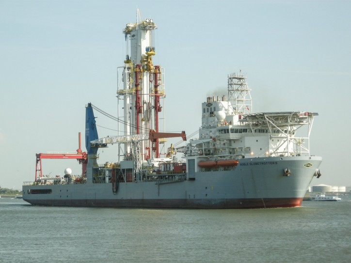 Total takes Noble drillship for Black Sea work