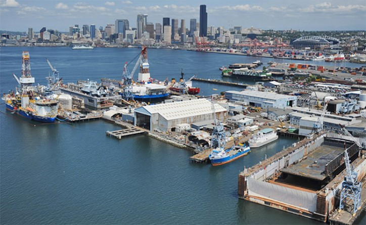 Vigor inks deal to acquire a third drydock for its Seattle, Washington facility