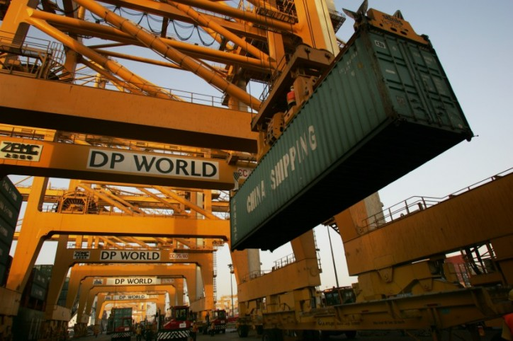 DP World reports 2.5% gross volume growth in H1 2016