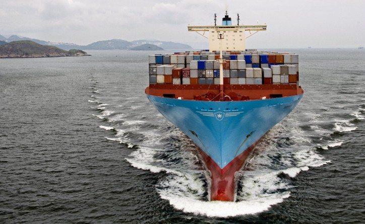 ER Schiffahrt and Bernhard Schulte take 12 Maersk boxships under management