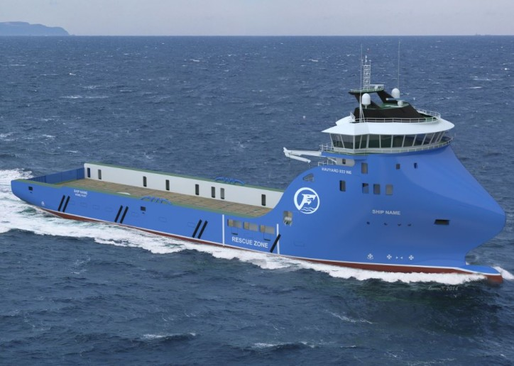 Havyard Acquires Contract To Construct New Subsea Vessel