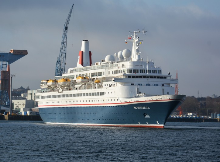 Kiel Cruise Shipping Season Gets Under Way