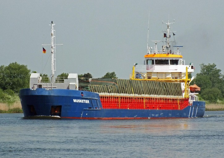 Cargo vessel boarded after sailing in wrong lane in English Channel