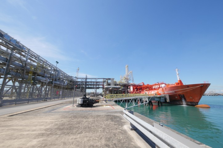 Pavilion Energy Pioneers Singapore's commercial ship-to-ship LNG bunkering capability