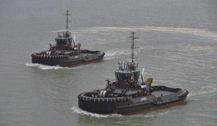 Damen ASD 3010 tugs (ICE class)