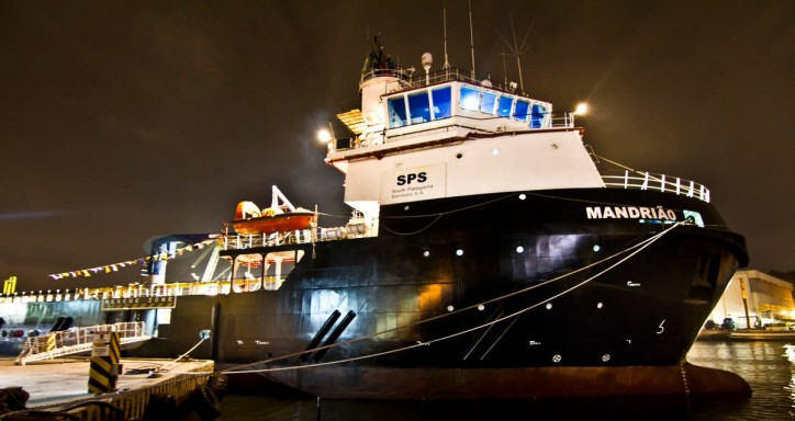 Wilson Sons Ultratug Offshore awarded contracts for three PSVs