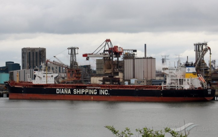 Diana Shipping Inc. Announces Signing and Drawdown of a US$75 Million Term Loan Facility with BNP Paribas