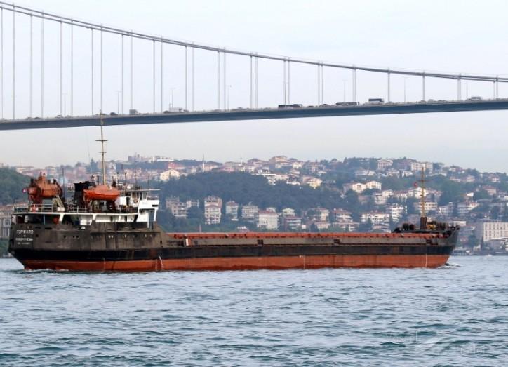 Bosphorus Strait Traffic Suspended after Collision - GAC