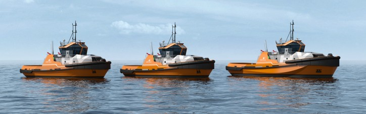 Wärtsilä launches new eco-friendly tug designs