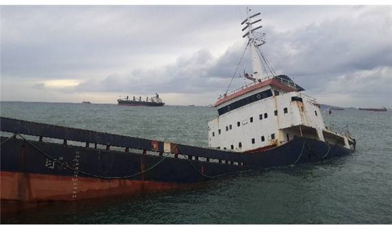 ship accident gulfem