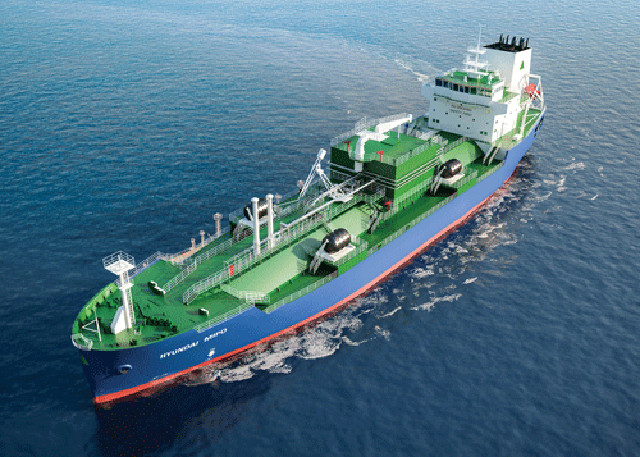 LR approval for HMD gas bunkering vessels capable of supplying LNG to 20,000 teu containerships