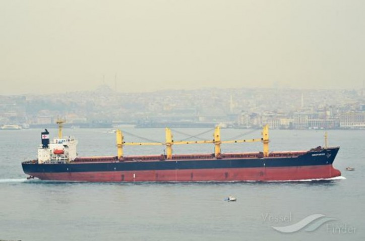 Boston Carriers Inc. Announces Entering a Spot Voyage for the MV Nikiforos