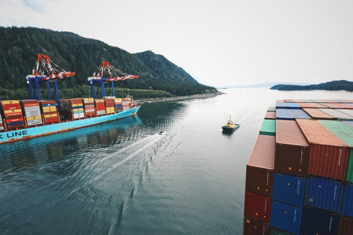Prince Rupert Port Authority Container Terminal Master Planning Confirms Potential to Develop in Excess of 6 million TEUs of Capacity