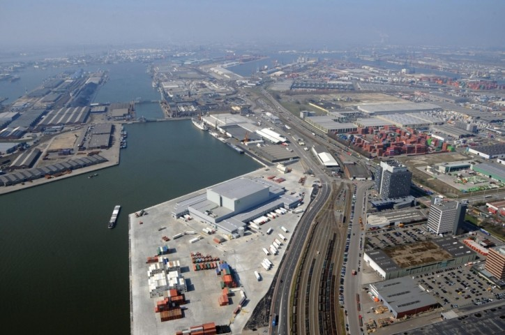 Traffic flows between the port of Antwerp and Central and Eastern Europe on the rise