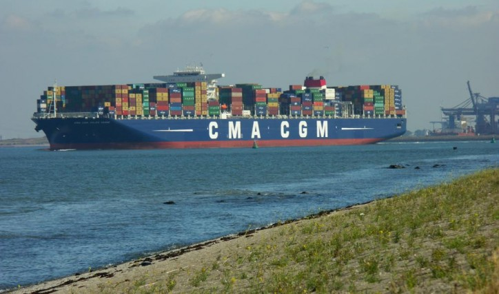 CMA CGM adds again Baltimore Port to US calls