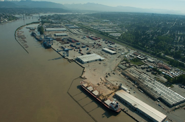 Vancouver Fraser Port Authority confirms there are no plans to deepen the Fraser River