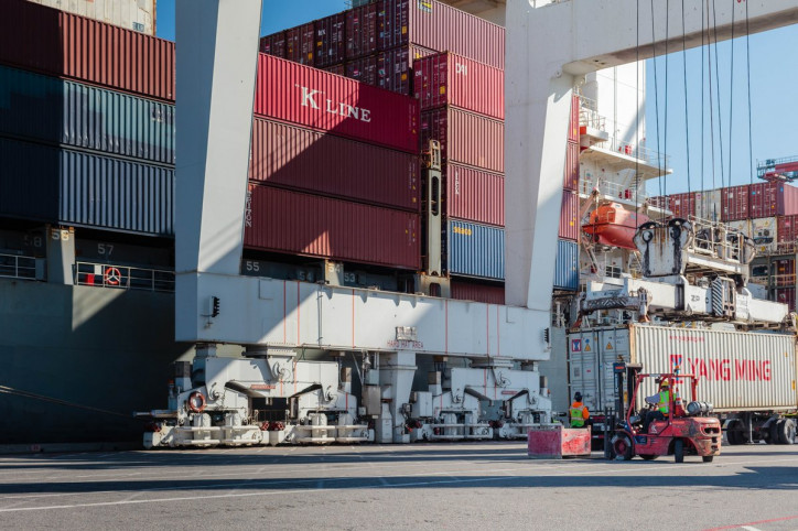 Port of Oakland exports up 4.2 percent in June