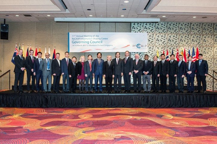 Singapore Supports ReCAAP ISC's Roadmap for the Future