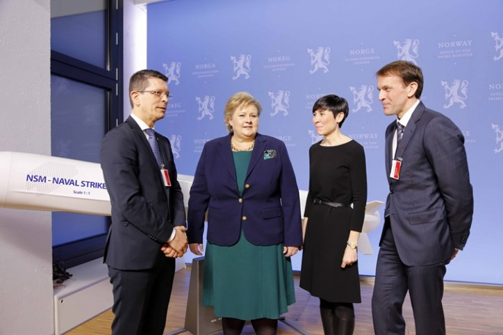 Norway and Germany initiate extended industrial cooperation